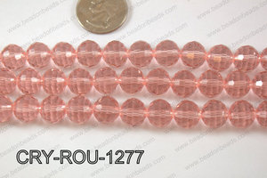 Angelic Crystal Round Faceted 96cut 12mm CRY-ROU-1277