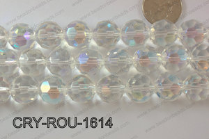 Angelic Crystals Round 32 cut 16mm CRY-ROU-1614