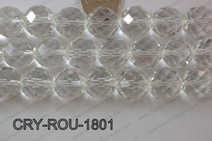 Angelic Crystals Round 48 cut 18mm CRY-ROU-1801