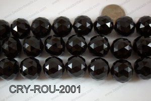 Angelic Crystal Round Faceted 20mm CRY-ROU-2001