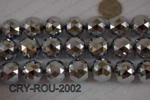 Angelic Crystal Round Faceted 20mm CRY-ROU-2002