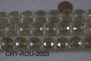 Angelic Crystal Round Faceted 20mm CRY-ROU-2003