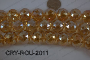 Angelic Crystal Round Faceted 20mm CRY-ROU-2011