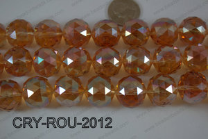 Angelic Crystal Round Faceted 20mm CRY-ROU-2012