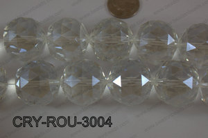 Angelic Crystal Round Faceted 30mm CRY-ROU-3004