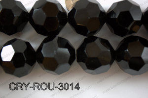 Angelic Crystals Round 32 cut 30mm CRY-ROU-3014