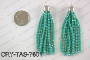 Crystal tassel  CRY-TAS-7601