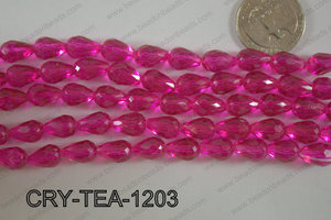 Angelic Crystal Tear Drop 12x8mm CRY-TEA-1203