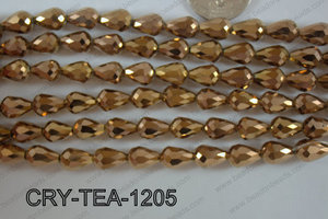 Angelic Crystal Tear Drop 12x8mm CRY-TEA-1205