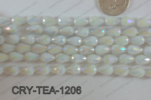 Angelic Crystal Tear Drop 12x8mm CRY-TEA-1206
