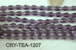 Angelic Crystal Tear Drop 12x8mm CRY-TEA-1207