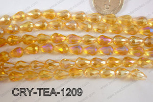 Angelic Crystal Tear Drop 12x8mm CRY-TEA-1209