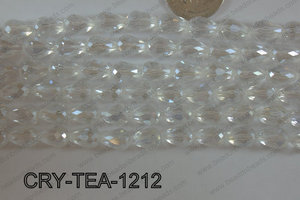 Angelic Crystal Tear Drop 12x8mm CRY-TEA-1212
