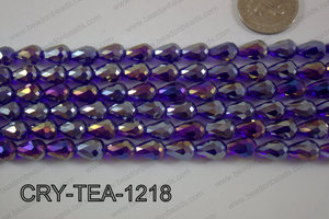Angelic Crystal Teardrop 8x12mm CRY-TEA-1218