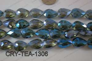 Angelic Crystal Teardrop Flat 13x18mm CRY-TEA-1306