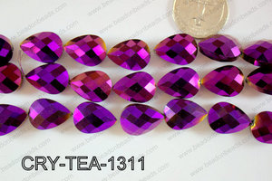 Angelic Crystal Tear Drop 13x18mm CRY-TEA-1311