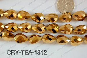 Angelic Crystal Tear Drop 13x18mm CRY-TEA-1312
