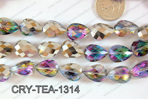 Angelic Crystal Tear Drop 13x18mm CRY-TEA-1314