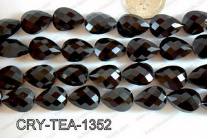 Angelic Crystal Tear drop 13x18mm CRY-TEA-1352