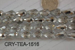 Angelic Crystal Teardrop 10x15mm CRY-TEA-1516