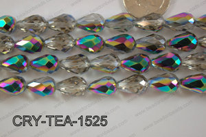 Angelic Crystal Teardrop 10x15mm CRY-TEA-1525