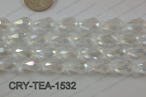 Angelic Crystal Teardrop 10x15mm CRY-TEA-1532