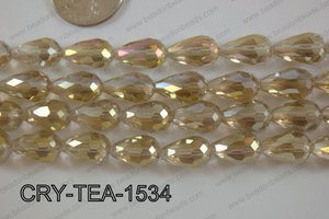Angelic Crystal Teardrop 10x15mm CRY-TEA-1534