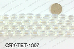 Tetragonal shaped crystal 10x16mmCRY-TET-1607