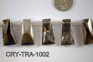 Angelic Crystal Trapezoid 10-16 x 30mm CRY-TRA-1002