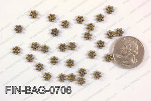 Finding Bead 250g Bag 7mm FIN-BAG-0706