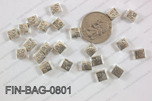 Finding Bead 400g Bag 8x8mm FIN-BAG-0801