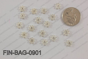 Finding Bead 250g Bag 9mm FIN-BAG-0901