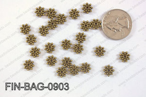 Finding Bead 250g Bag 9mm FIN-BAG-0903