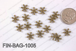 Finding Bead 250g Bag 10mm FIN-BAG-1005