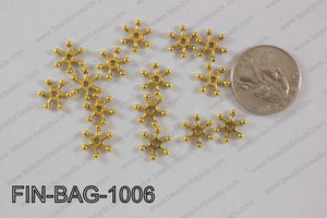 Finding Bead 250g Bag 10mm FIN-BAG-1006