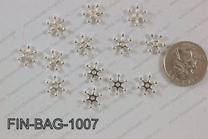 Finding Bead 250g Bag 10mm FIN-BAG-1007