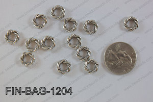 Finding Bead 250g Bag 12mm FIN-BAG-1204