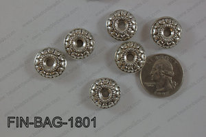Finding Bead 500g Bag 18mm FIN-BAG-1801