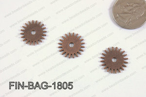 Finding Spacer Copper 18mm FIN-BAG-1805