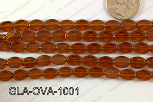 Glass Oval 10x8mm GLA-OVA-1001