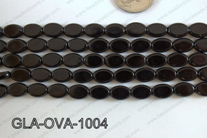 Glass Oval 10x8mm GLA-OVA-1004