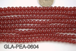 Glass Pearl 6mm GLA-PEA-0604