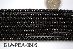 Glass Pearl 6mm GLA-PEA-0606