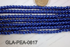 Glass Pearl 6mm GLA-PEA-0617