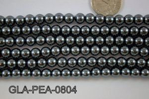 Glass Pearl 8mm GLA-PEA-0804