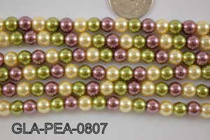 Glass Pearl 8mm GLA-PEA-0807