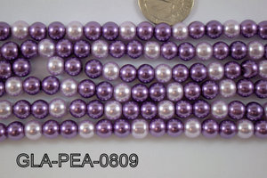 Glass Pearl 8mm GLA-PEA-0809