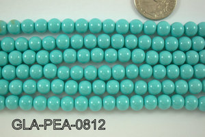 Glass Pearl 8mm GLA-PEA-0812