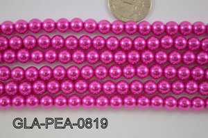 Glass Pearl 8mm GLA-PEA-0819
