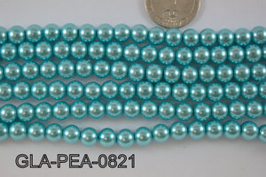 Glass Pearl 8mm GLA-PEA-0821